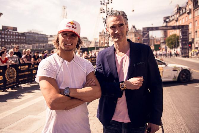 Jan Olsson og Morten Linde
