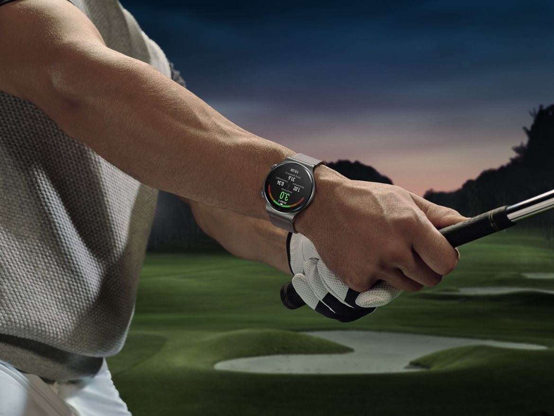 Golf Huawei Watch GT 2 Pro