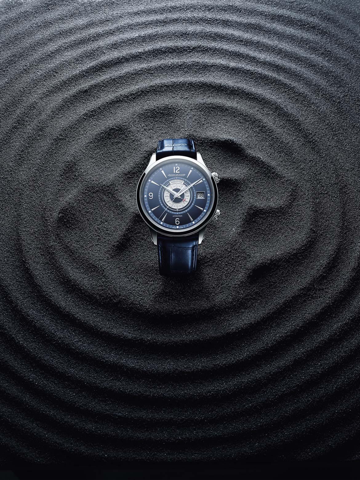 Jaeger-leCoultre Memovox Timer
