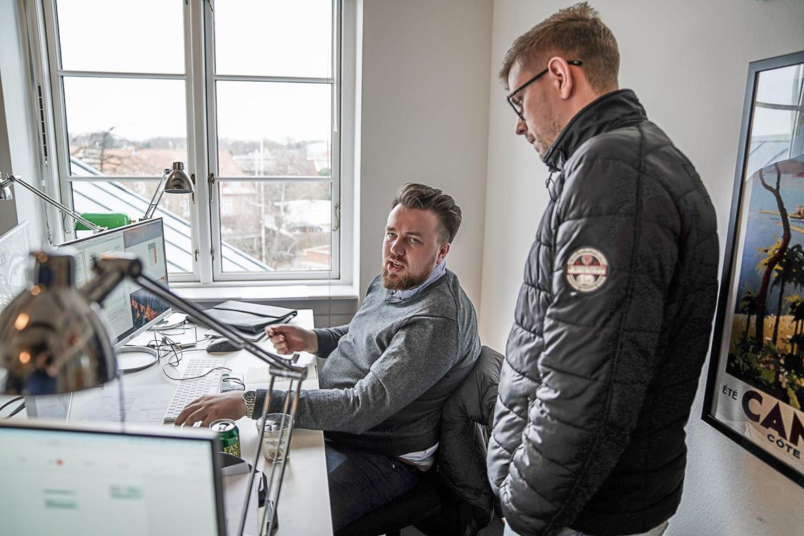 RB Eriksen A/S leasing