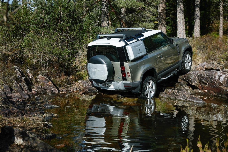 Ny Land Rover Defender