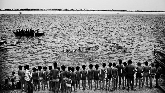 Ganga Foto: LASSE BAK MEJLVANG / Tomorrow Management