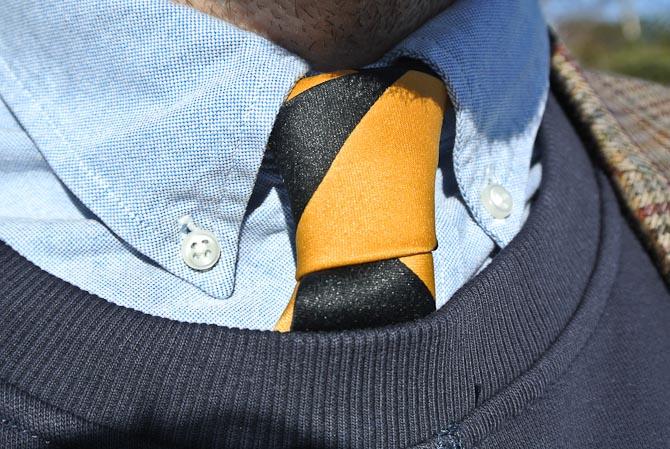OSS: Oxford, slips og sweat