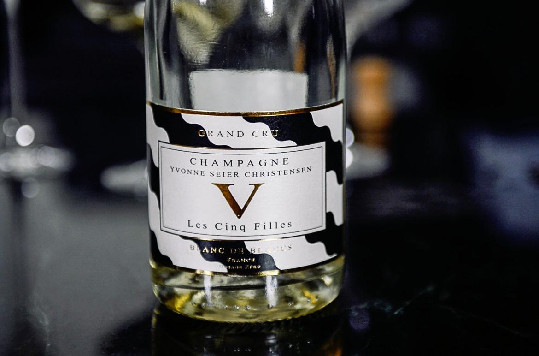 Yvonne Seir Christensen Champagne