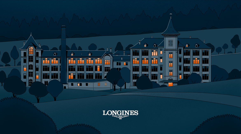 Longines 1832