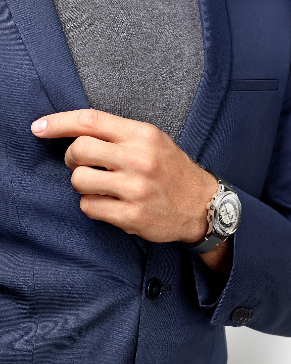 Longines Heritage Tuxedo