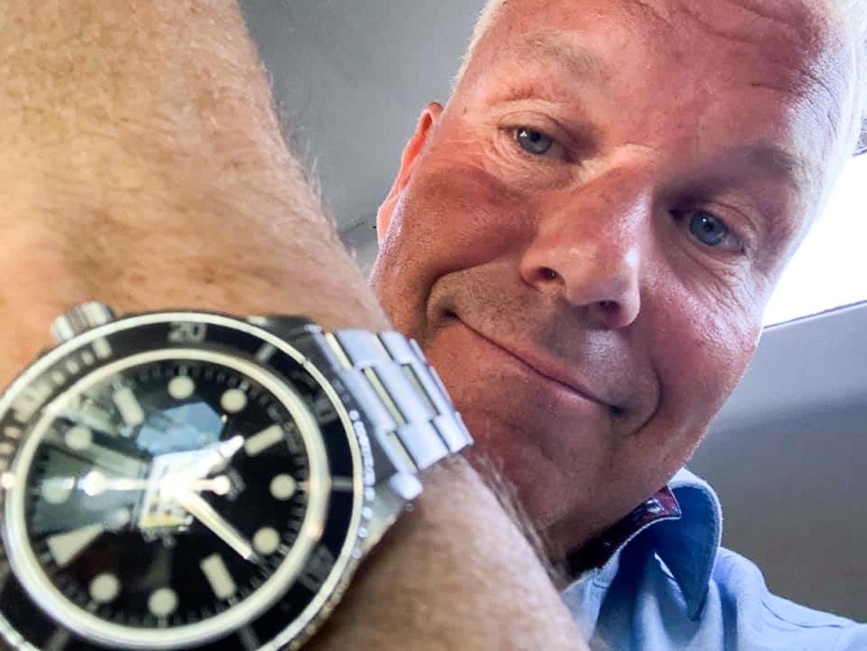 Mads Christensen Rolex