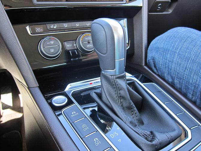 DSG med syv gear. Sådan bør du vælge din vogn, hvis du ryger på den nye Passat