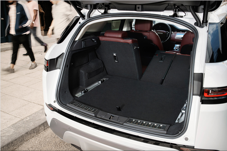 ny Range Rover Evoque