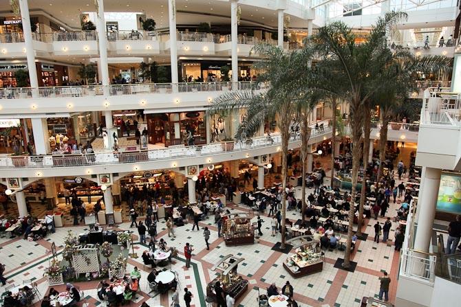 Shopping mekka