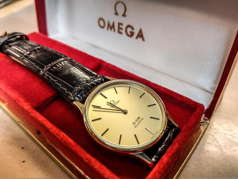 Omega De Ville 1986