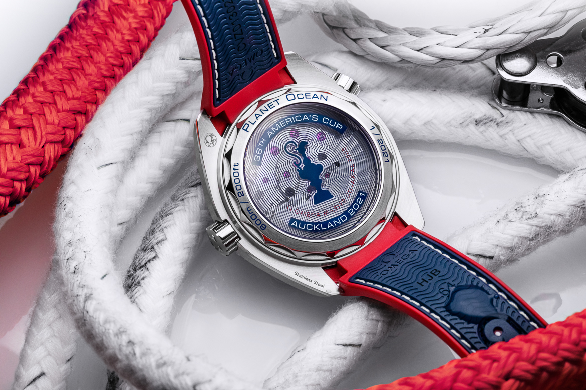 Limited Omega Seamaster America's Cup