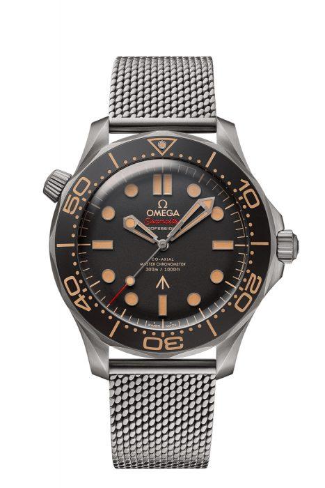 Dagens agent-ur: Omega Seamaster Diver 300M 007 Edition