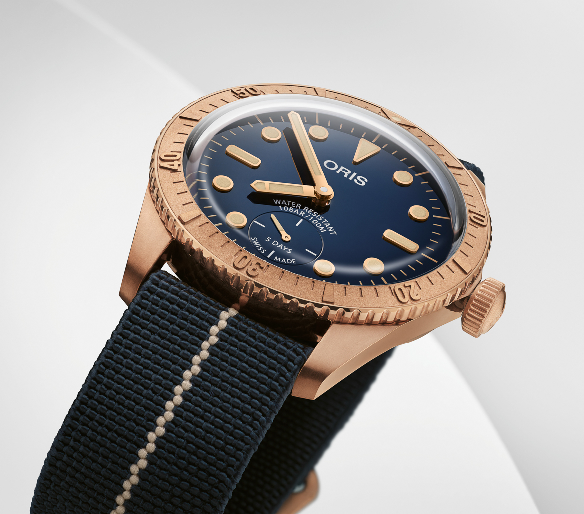 Oris Carl Brashear cal. 401 crown