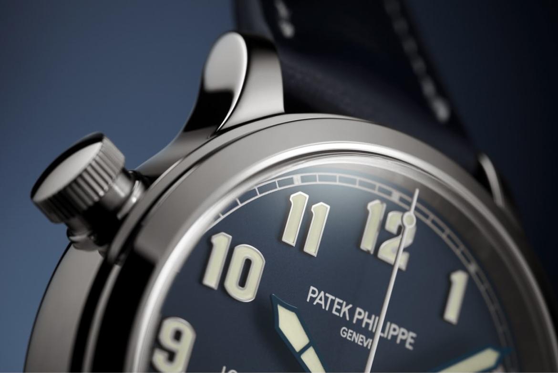Patek Philippe Calatrava Pilot Travel Time