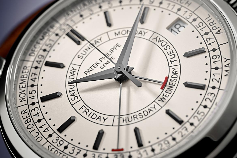 Patek Philippe Calatrava Weekly Calendar