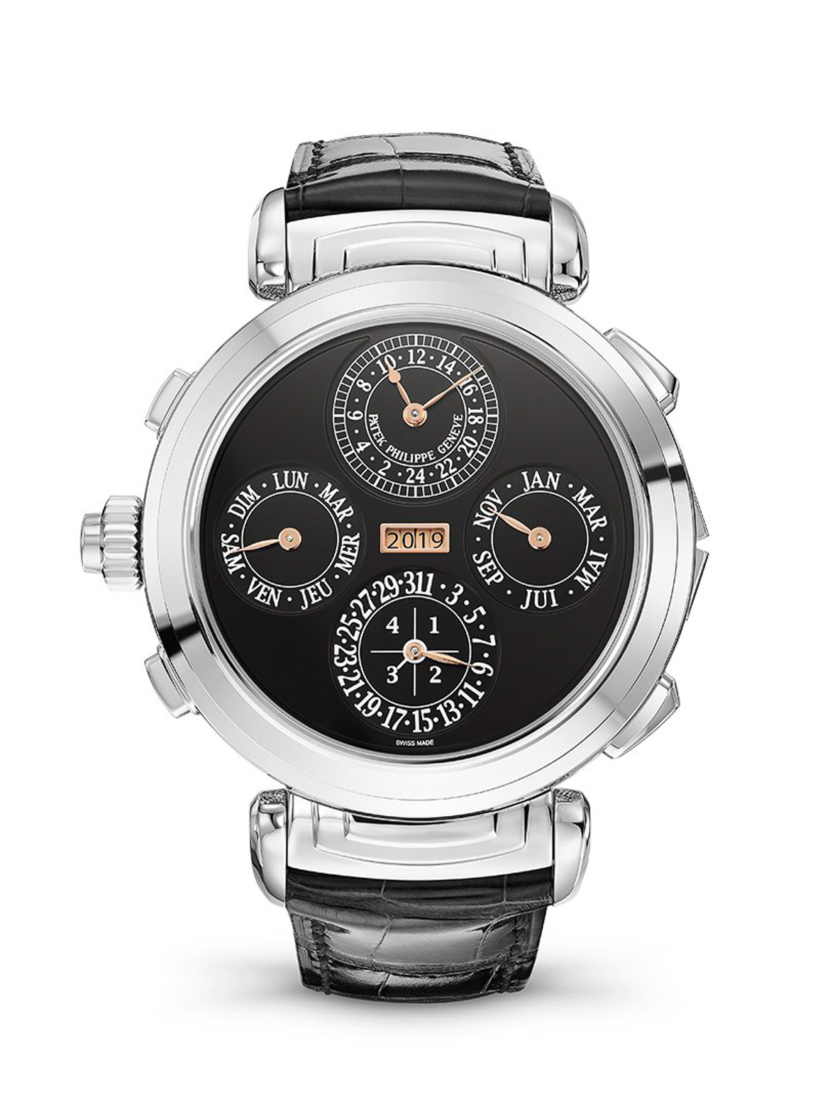 Patek Philippe only watch