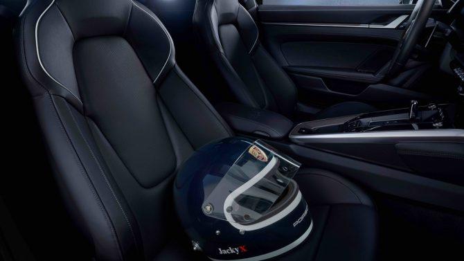 Porsche 911 Jacky Ickx