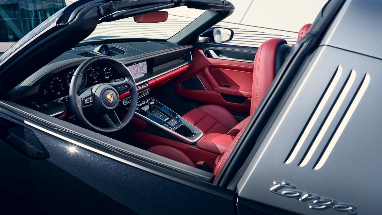 Ny Porsche Targa