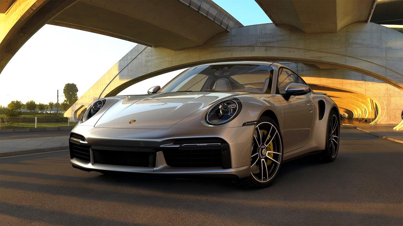 Ny Porsche 911 Turbo