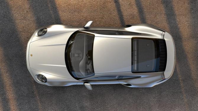 Ny Porsche 911 Turbo S