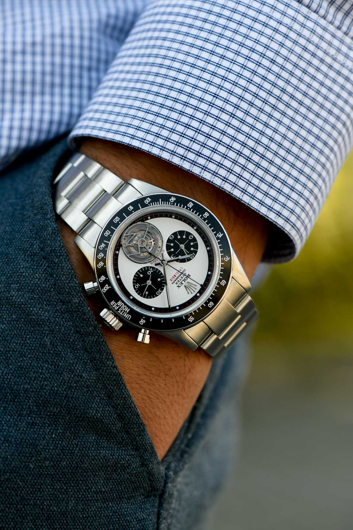 Rolex Daytona Tourbillon