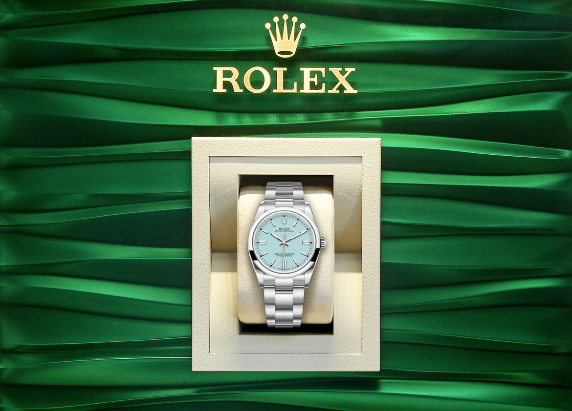 New rolex oyster 2020