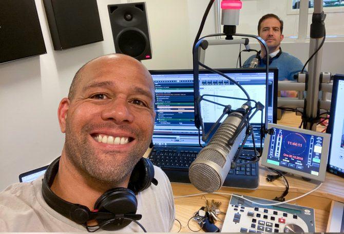 podcast mænd med slips