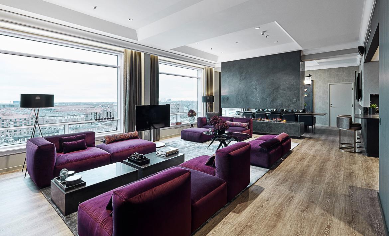 Royal Suite Marriott