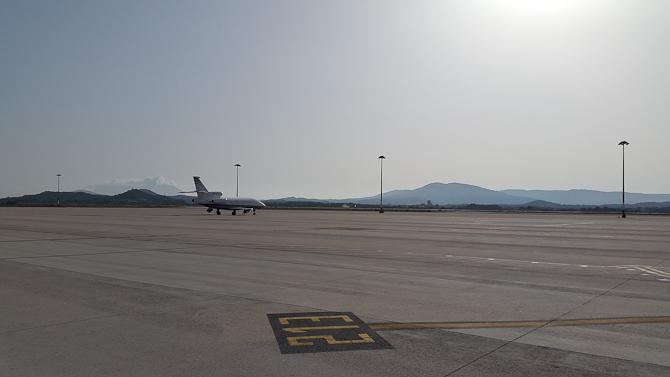 Farvel til Sardinien