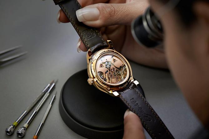 H. Moser & Cie er et særsyn med deres årlige produktion på cirka 1.000 ure. Og fremtiden kan byde på endnu færre ure, tyder noget på