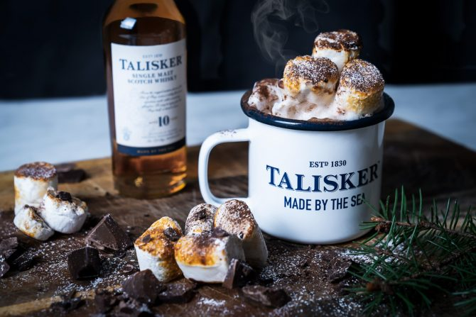 Talisker Hot Chocolate