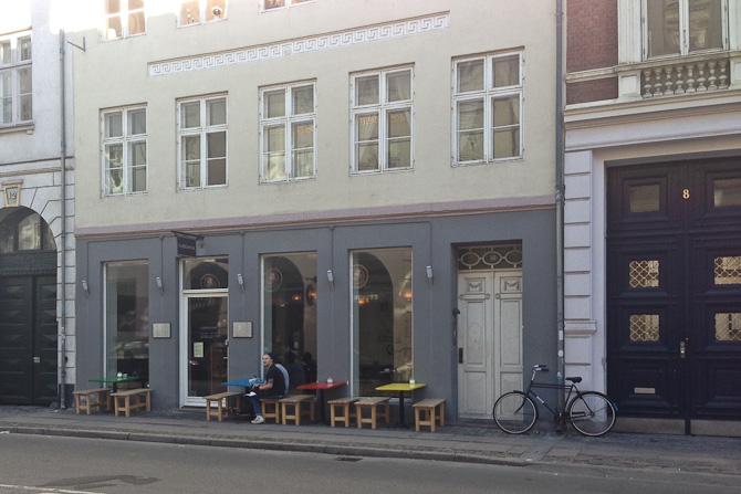 Vi hilste på gutter fra Kjøbenhavn