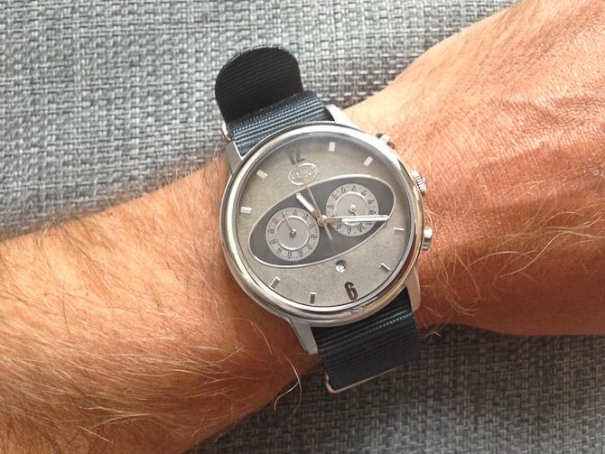 Et REC Watch kom til huset
