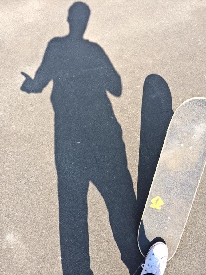 Skaterfinger
