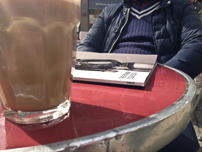 Kaffe med Flash