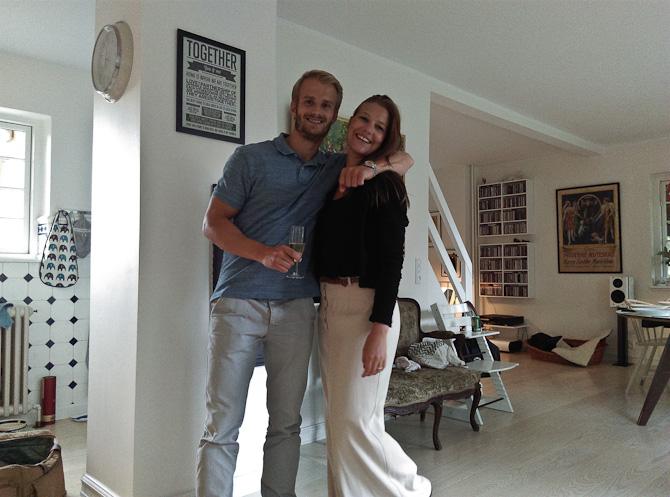 Fætter Anders & Stine
