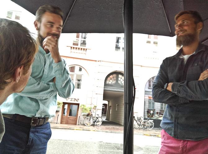 Majkæl, Jura Peter og Rasmus