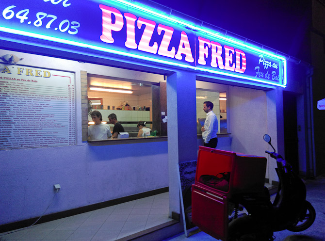 Pizza Peace?