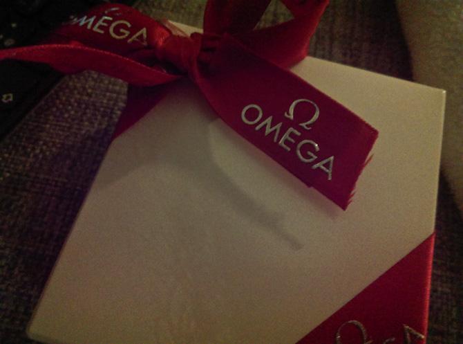En hilsen fra Omega