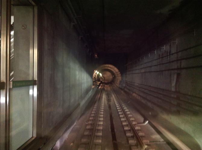 Tunnelsyn