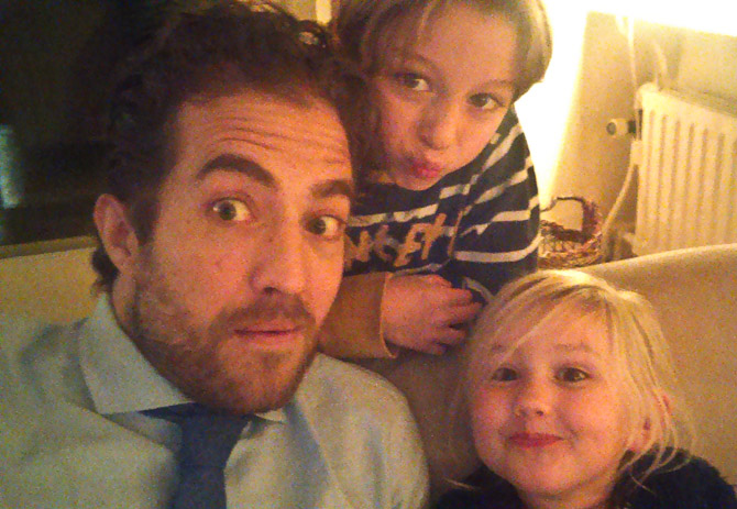 Nevø og niece
