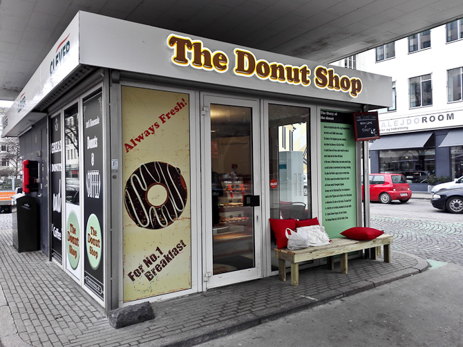 En nedlagt butik er blevet til et nyt koncept