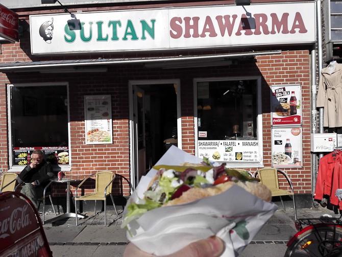Et af byens absolut bedste shawarmasteder