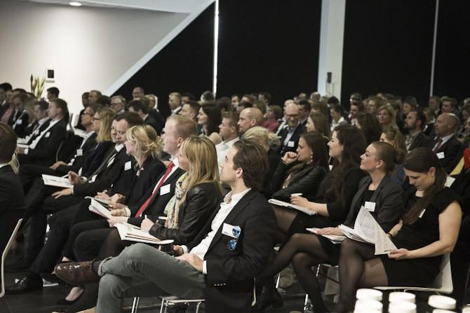 Audi inviterede til Talent 100-konference