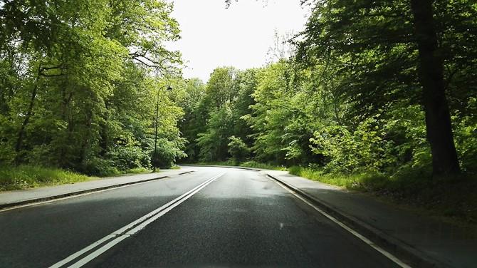 Skygge veje