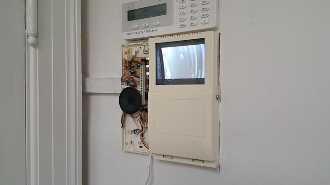 Peter gav den som elektriker
