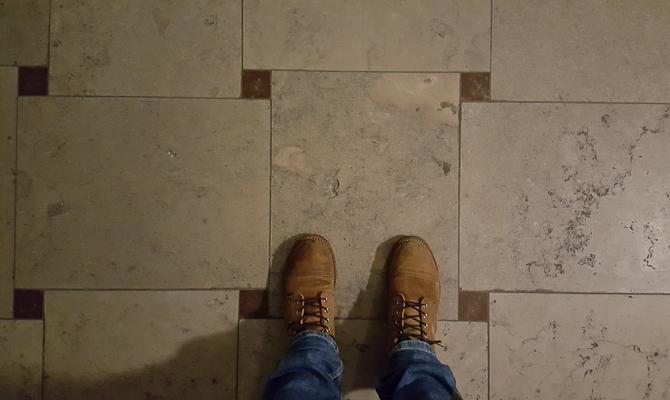 Mine støvler