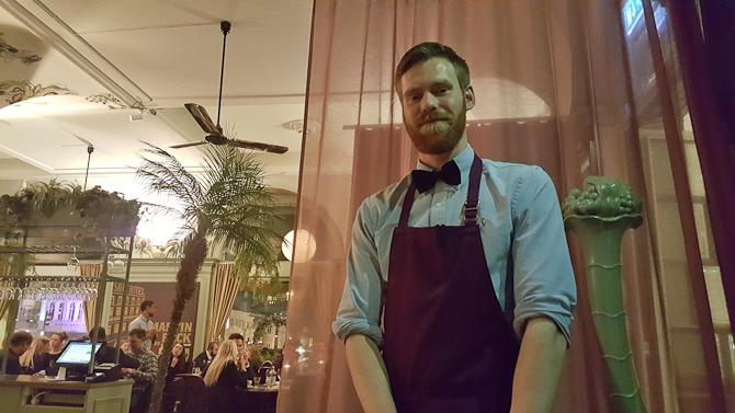 Vi var på hotel- og spise ophold hos Savoy. Mattias stod for sublim service. Jeg vender tilbage med en fuld artikel...