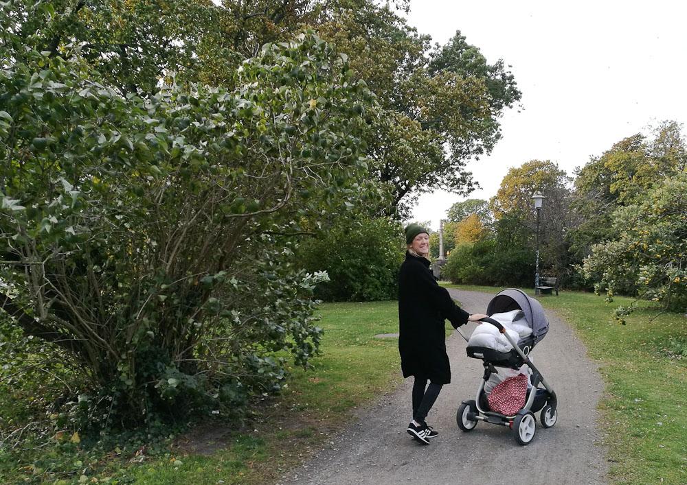 Parkvandring i Malmø